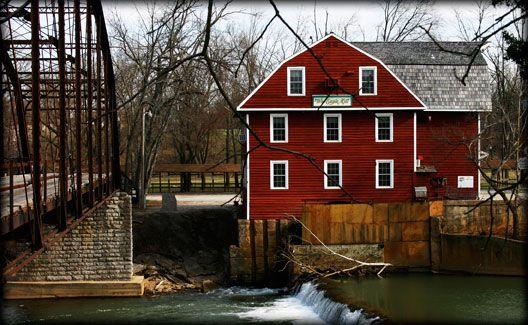 War Eagle Mill  Rogers, Arkansas