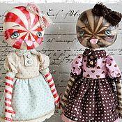 Куклы и игрушки ручной работы. Ярмарка Мастеров - ручная работа Шоколадная Карамель. Handmade.