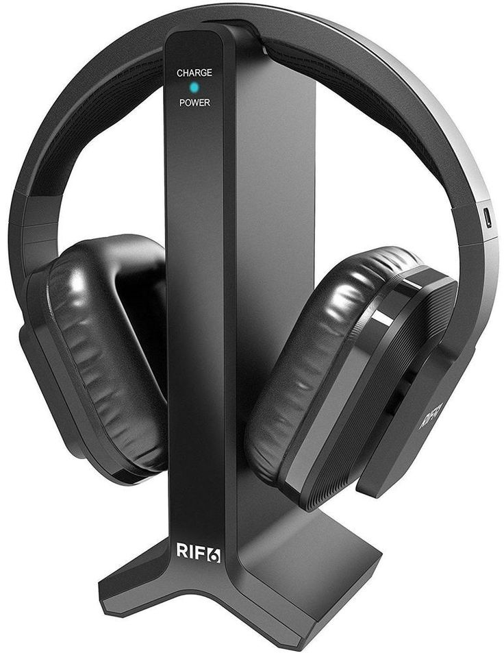 Ofertas- RIF6 Wireless Headphones for TV with RF Transmitter Watching and Listening...: $106.95End Date: Aug-10… Envio Internacional-