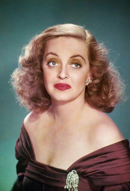 Bette Davis (1908 – 1989)