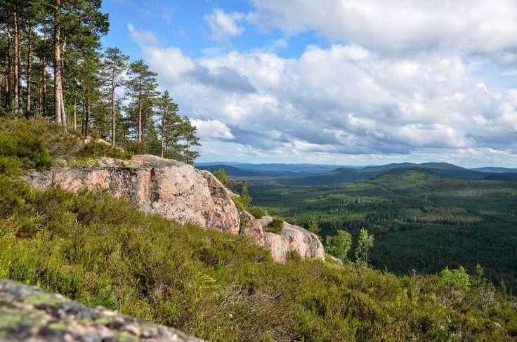 Vidunderlig utsikt Gesundaberget, Dalarna | Meilenweite Aussicht, Dalarna Schweden |Fantastic view Dalarna, Sweden