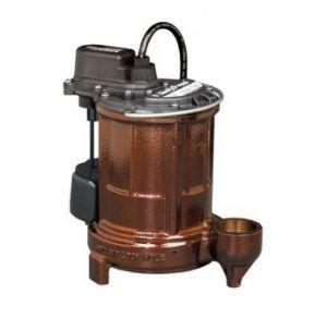 liberty sump pumps water powered