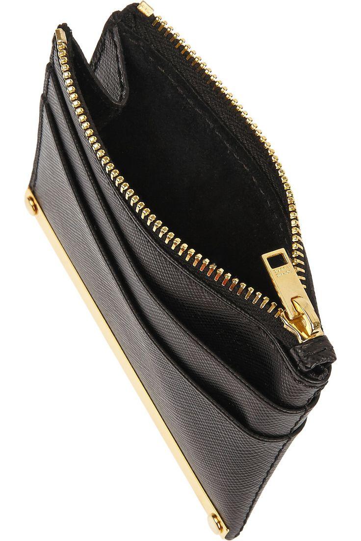 Sophie Hulme zip wallet