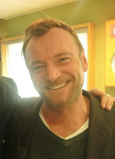 Richard Dormer gorgeous smile twinkling eyes what a sweetheart