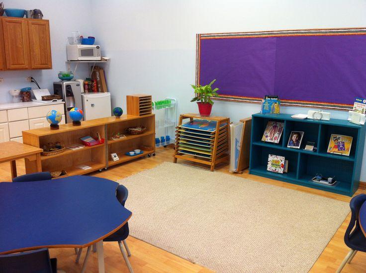Montessori Classroom Design Ideas ~ Best classrooms layout images on pinterest classroom