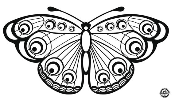 dibujo-mariposa-imprimir