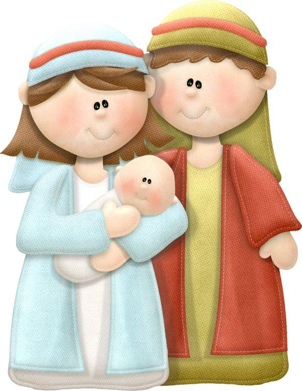 252 best Clipart - Christmas Nativity images on Pinterest ...
