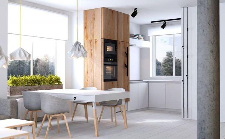 Sekret piękna skandynawskich kuchni cz.II - Myhome