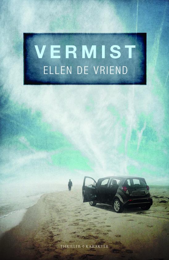 Ellen de Vriend - Vermist (thriller)