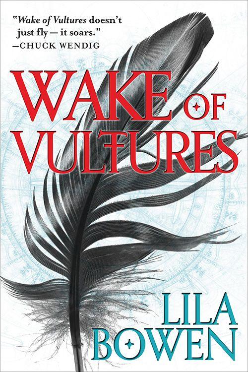 WAKE OF VULTURES by Lila Bowen (aka Delilah S. Dawson), out 10/27! http://www.amazon.com/Wake-Vultures-Shadow-Lila-Bowen-ebook/dp/B00T3E7804