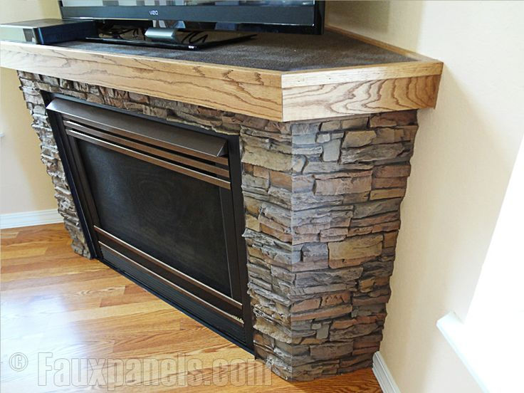 Regency Stacked Stone Earth For The Home Pinterest
