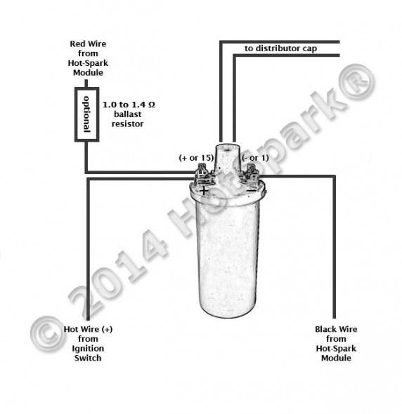 External Resistor Coil Wiring
