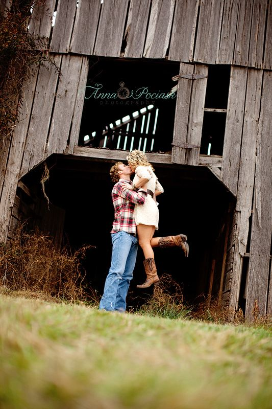 this is a really cute pose... i want one that shows me running towards my guy, then jumping into his arms, legs wrap around and then he dips you... would be cute to show each shot on your save the date