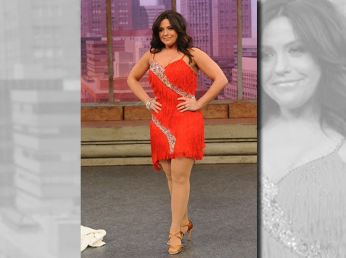 "Rachael Ray in ""Dancing with the Stars"""