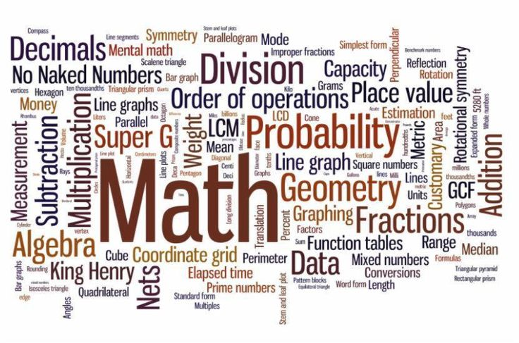 See if you can answer these math question that range from Algebra to Pre-Calculus