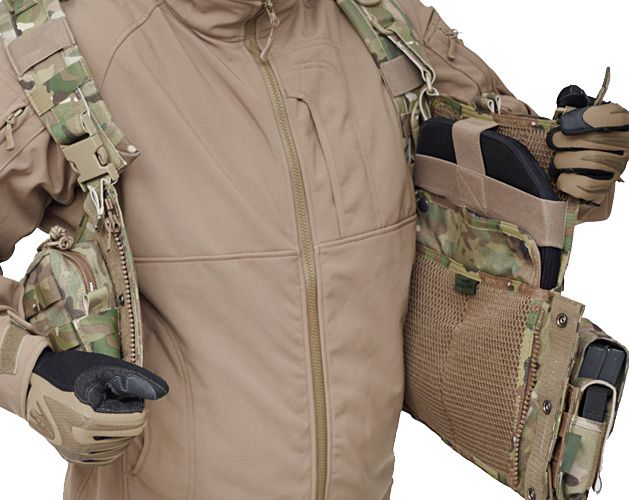 WARRIOR Elite Ops 901 Elite 4 - Multicam ™