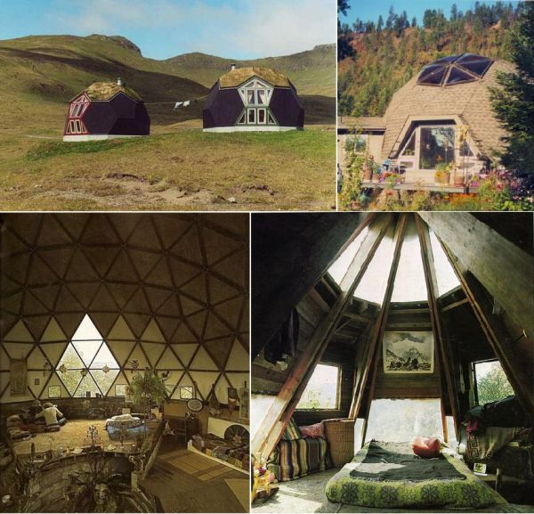 Dome House Futuristic: Dome Homes, Hobbit And Geodesic Dome