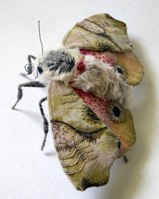 """Милые сердцу штучки: Арт-текстиль: """"Бабочки"""""""