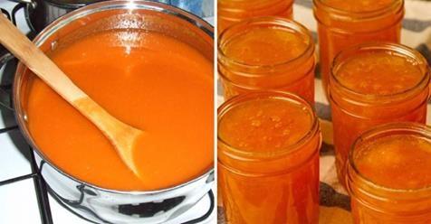 Pravý Terchovský recept na domáci marhuľový džem. Potrebujete len 3 inrediencie a máte ho hotový