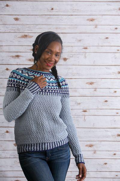 36 best Crochet Sweater Patterns images on Pinterest   Wooden ...