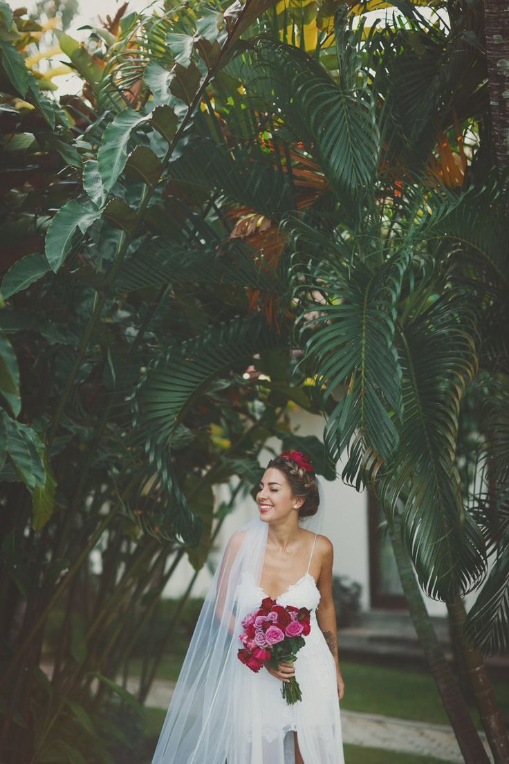 Colourful Bali wedding at Umalas / photography by Gui Jorge