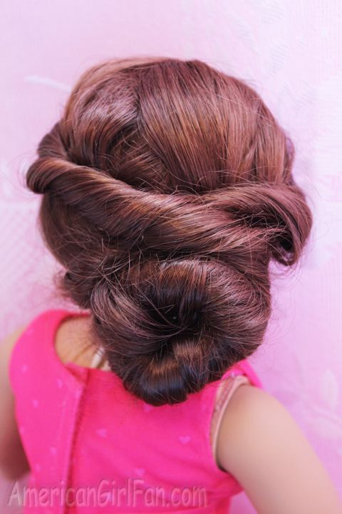 Amazing 1000 Ideas About Fancy Buns On Pinterest Pull Back Bangs Diy Hairstyles For Women Draintrainus