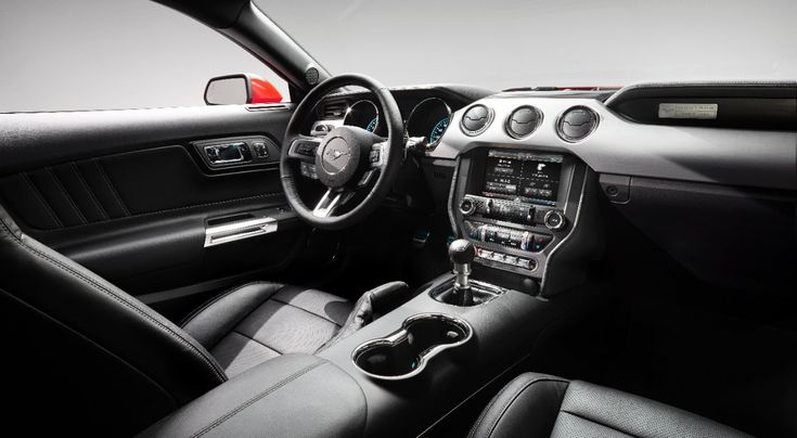 Awesome Mustang 2015 Interiors