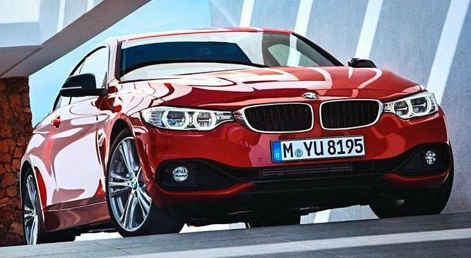 Red BMW #myforeverdream
