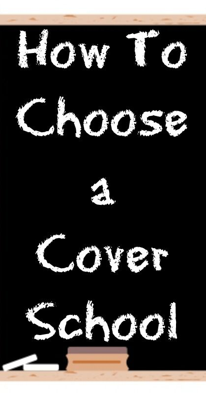 How to Choose a Cover School {Parenting, Homeschooling, Education}
