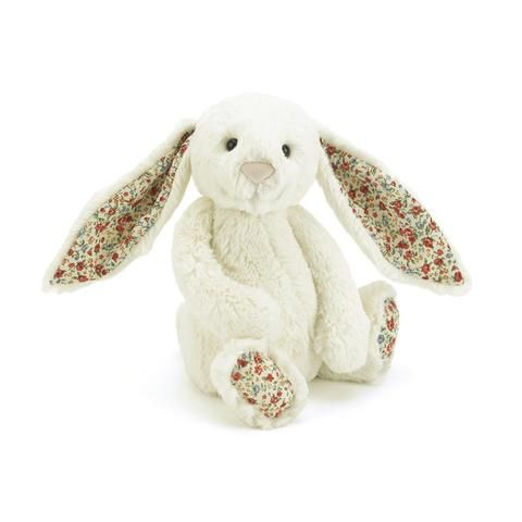 Blossom Bashful Cream Bunny - Small