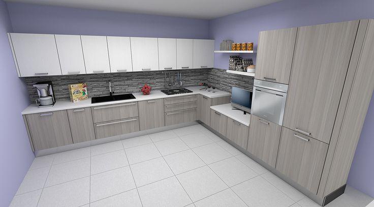 Progettazione cucine lube - Arredo Bergamo
