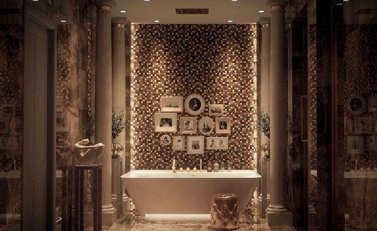Evinizin diğer odalarında belkide en özel olan yeri kesinlikle banyonuzdur. Bizim için günlük önemli rutinlerimizi gerçekleştirdiğimiz ev yalnız zaman harcadığımızda kendimizi şımartmak için harika bir yerdir.Sizler için burada topladığım ultra lüks banyo modelleri özel tasarım öğeleri kullanarak tasarlanmış dekorasyonlardır. Eğer sizin içinde banyonuzda böyle bir ultra lüks tasarımlara zamanınız ve bütçeniz yetmese dahi bazı kısımları …