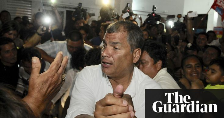 ICYMI: Ecuador votes to limit presidents' terms in blow to Rafael Correa