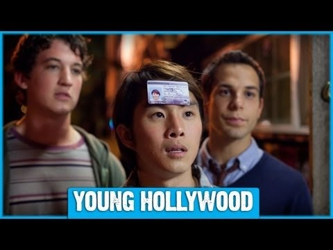 21 AND OVER OFFICIAL TRAILER -- Skylar Astin, Miles Teller, Justin Chon  #21andover