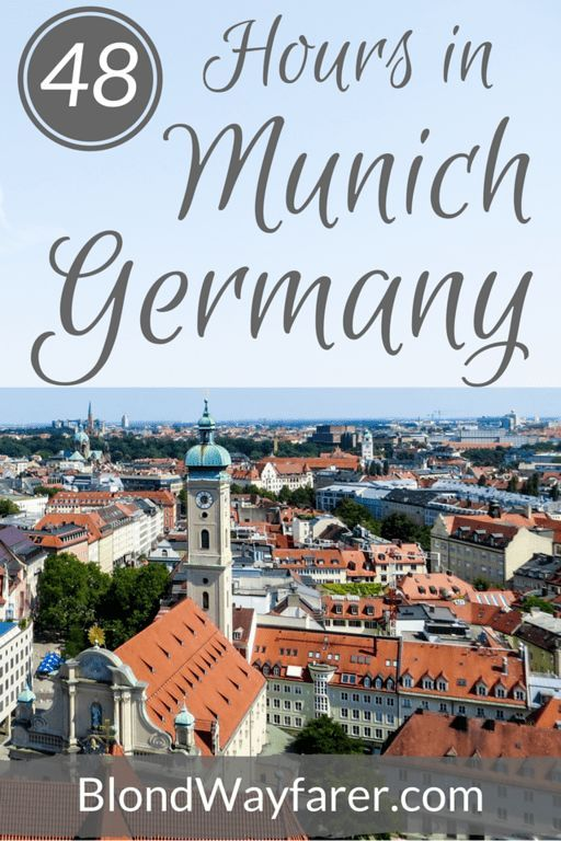 48 hours in Munich | Two Days in Munich | Visit Germany | Munich Germany | Travel Photography | Europe Travel Tips | Solo Female Travel | Wanderlust | The Best Travel Pins | Travel Advice | Germany Travel Tips