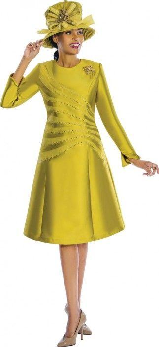 Long Church Dresses