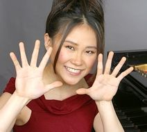 Yuja Wang, a diminutive pianist with big hands