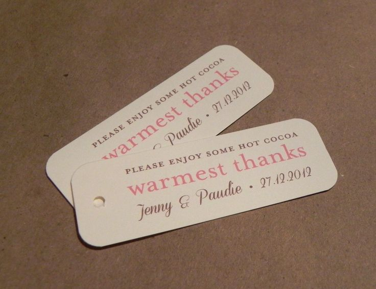 17 Best ideas about Wedding Tags on Pinterest | Chocolate wedding ...