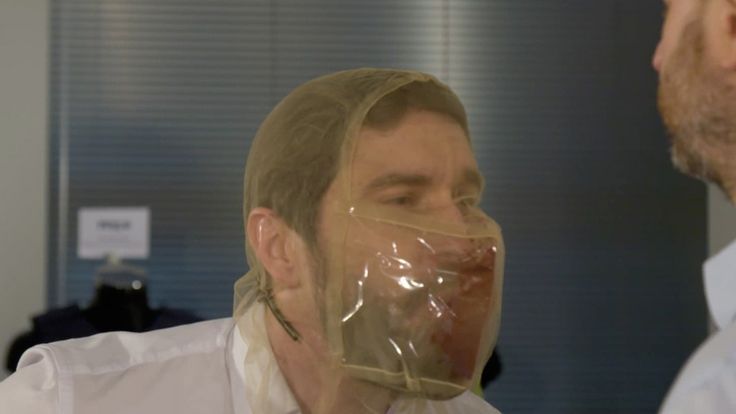 PPSS Anti Spit Masks - Video Demo