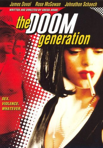 The Doom Generation [P&S] [Unrated] [DVD] [1995]