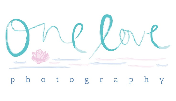 One Love Photography Logo Design