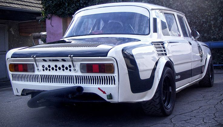 Martin Pleva - hillclimb (Škoda 100) - design and wrap.