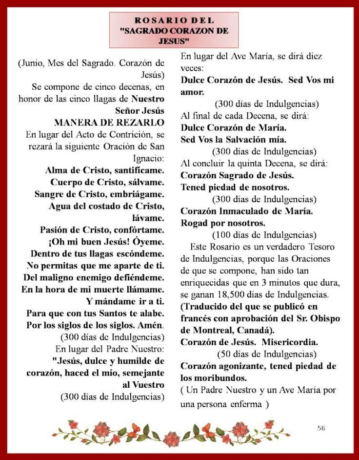 Cofradía del Sagrado Corazón de Jesús.(Sevilla): Rosario al Sagrado Corazón de Jesús.