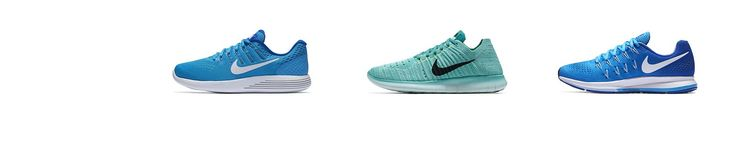 nikes Blue Balkan Sunset Classics // We dare one to color block with one of these bad boys!