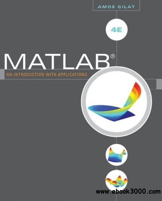 40 best matlab images on pinterest free ebooks coding and matlab an introduction with applications 4th edition free ebooks download fandeluxe Choice Image