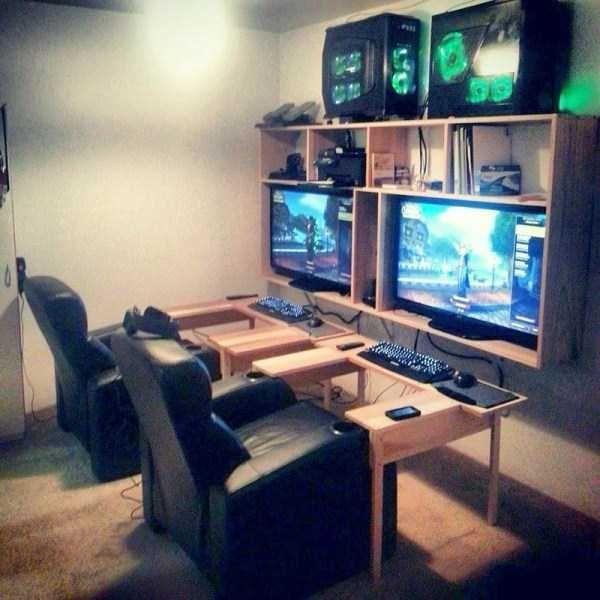 Best Game Room Ideas: ゲーム中毒!? ゲーマーたちのゲーム愛を感じるインテリアが凄い!! – チャンネル「てみた」