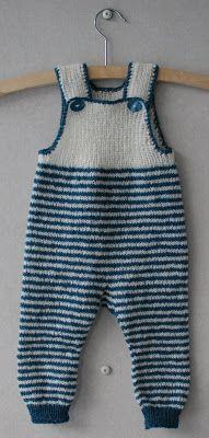 de punto lisa: pantalones de marinero