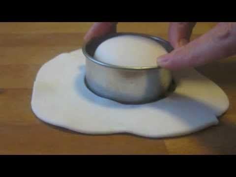 How to make a minicake.