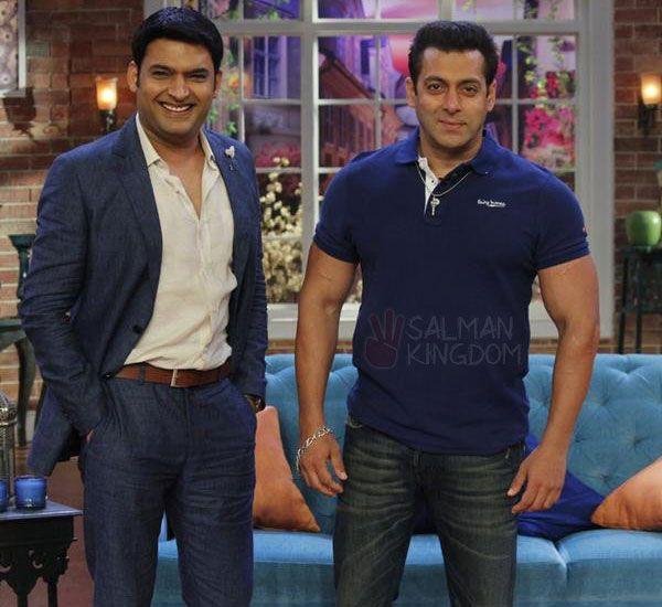 Watch Salman Khan on Comedy Nights With Kapil on 12th July | Salman Kingdom