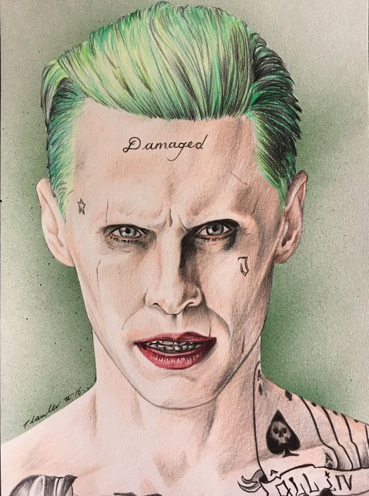 Best 25 jared leto joker tattoo ideas on pinterest for Suicide squad face tattoo